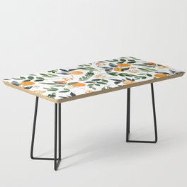 Orange Grove Coffee Table