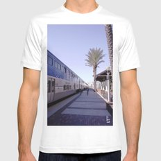 A Traveler's Perspective Mens Fitted Tee White MEDIUM