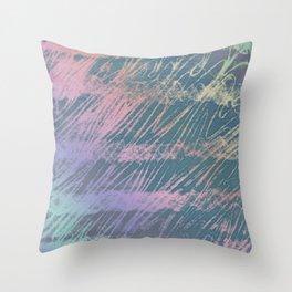 Mark006 Throw Pillow