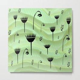 imaginary garden Metal Print