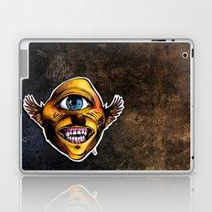 Cycloptic Dog Eagle - Little Wing Laptop & iPad Skin