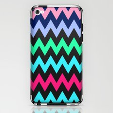 Zigzag #4 iPhone & iPod Skin
