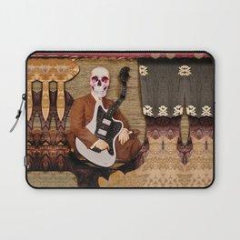 Guitar Reaper Laptop Sleeve