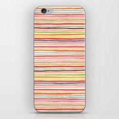 Robayre Watercolor Lines iPhone & iPod Skin