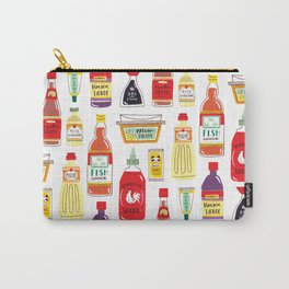 Asian Seasonings Carry-All Pouch