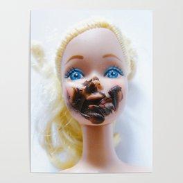 Chica chocoholica Poster