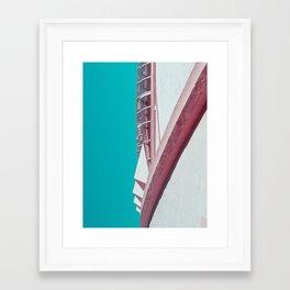 Surreal Montreal 2 Framed Art Print