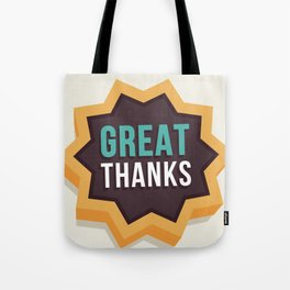88 - Thank you Tote Bag