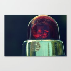 Bubble Light Canvas Print