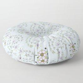 floweround Floor Pillow