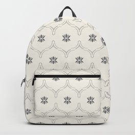 WILDFLOWER JASMIN GREY Backpack