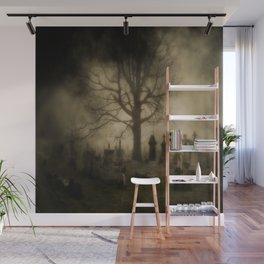 Unsettling Fog Wall Mural