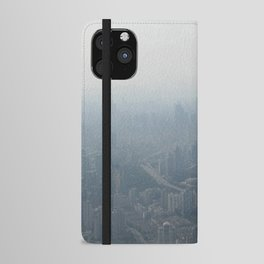 fade to gray (Shanghai) iPhone Wallet Case