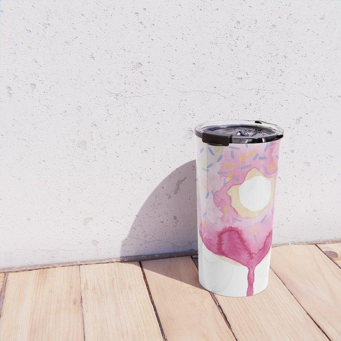 Glazed Travel Mug