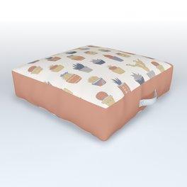 Prickly Pear (Vista) Outdoor Floor Cushion