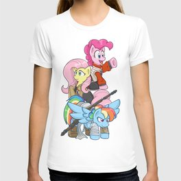 Star Ponies - The New Trilogy T-shirt