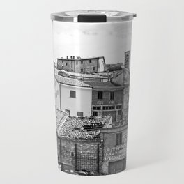 Italian mountain village Travel Mug