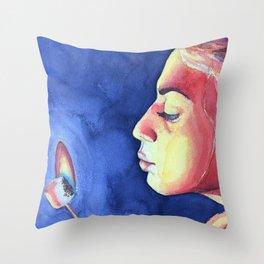 Marshmallow Throw Pillow
