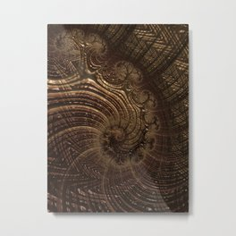 Old Growth #3 Metal Print