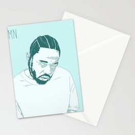 Damn. Kung Fu Kenny Stationery Cards