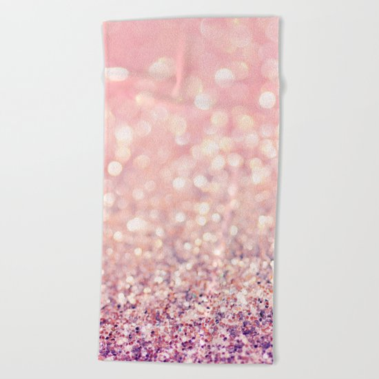 Blush Beach Towel