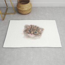 Sweet Kitten Rug