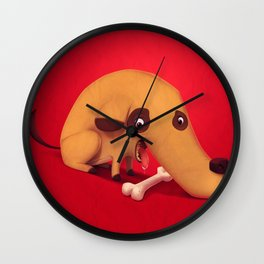 Poorly designed creatures # 1 Wall Clock