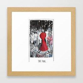 The Fool - Tarot Collection Framed Art Print