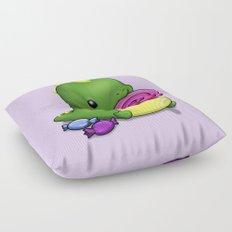 Candysaurus Rex Floor Pillow