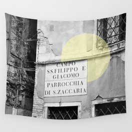 Venice Wall Tapestry