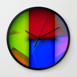Ocote Wall Clock
