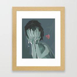 Hollowed Framed Art Print