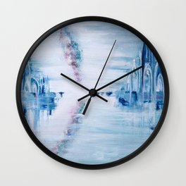 Country of seven castles Wall Clock