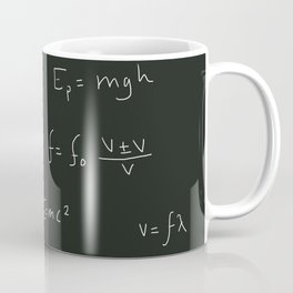 Physics Coffee Mug