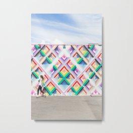 Wynwood Walls, Miami Series 2 Metal Print