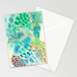 Peacock in My Dream Stationery Cards