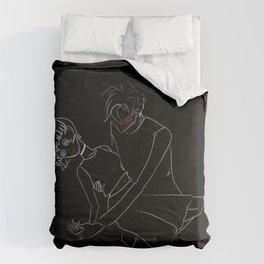 Damsel in Distress Comforters