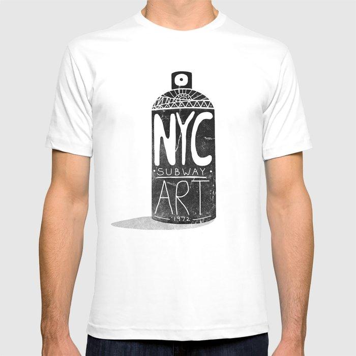 NYC 1972 T-shirt