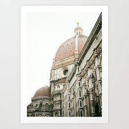 Italy Collection I Art Print