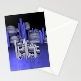 in the future -01- Stationery Cards