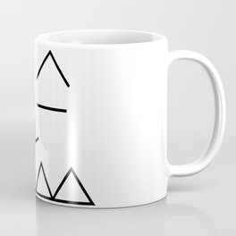 Activo! Mascot | Black Coffee Mug