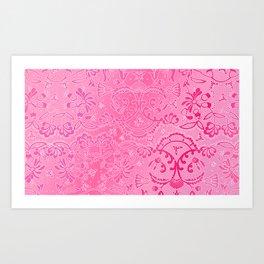 Mandala Creation 8 Art Print