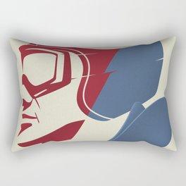 Honor the Olympian Rectangular Pillow