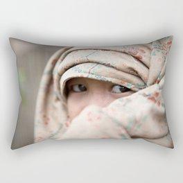 Mangyan Rectangular Pillow