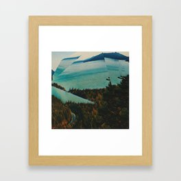 SŸNK Framed Art Print