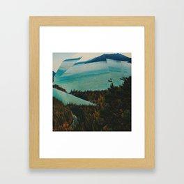 SŸNK Framed Art Print