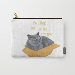 Boxcat Carry-All Pouch