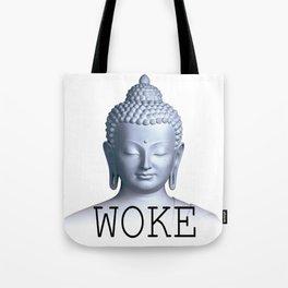 WOKE Tote Bag