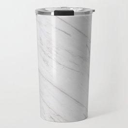 A Marble Travel Mug