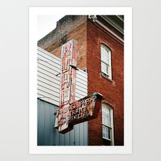 Photographers Portraits Commercial Art Print